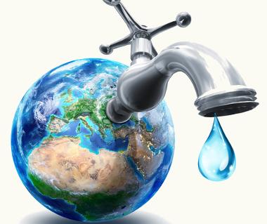 O consumo de água no mundo não acontece de forma igualitária entre os países