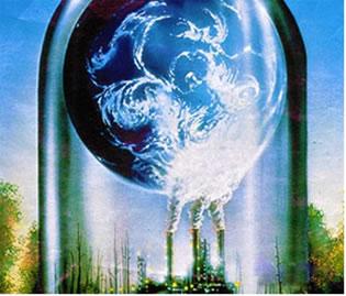 Desde o século XX vários fatores contribuíram para intensificar o efeito estufa e causar o aquecimento global.