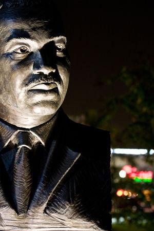 Martin Luther King Jr. foi um dos grandes líderes da luta contra o racismo nos Estados Unidos