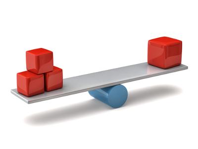 Quando um corpo está em repouso, ele também está em equilíbrio