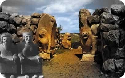 Reis hititas e a porta de entrada da cidade de Hattusa, capital do Império Hitita