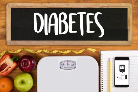 O diabetes diz respeito à deficiência na produção ou ação da insulina