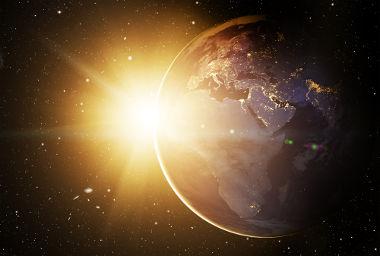A cada segundo, o Sol produz cerca de 60 bilhões de neutrinos por centímetro quadrado