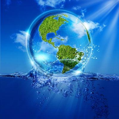 No dia 22 de março, é comemorado o Dia Mundial da Água