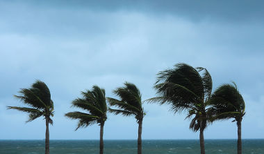 Um dos efeitos da pressão atmosférica é a incidência dos ventos e a movimentação das massas de ar