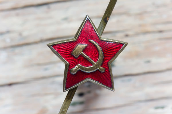 O comunismo soviético chegou ao fim na virada da década de 1980 para a década de 1990