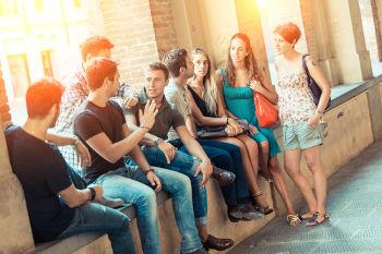 A interação é a chave do processo de socialização