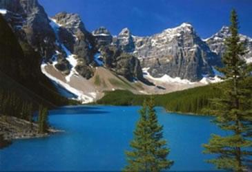 Lago Monaire, Canadá.