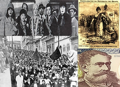 Durante a República Oligárquica, o país passou por várias mudanças nos aspectos políticos, econômicos, sociais e culturais. *