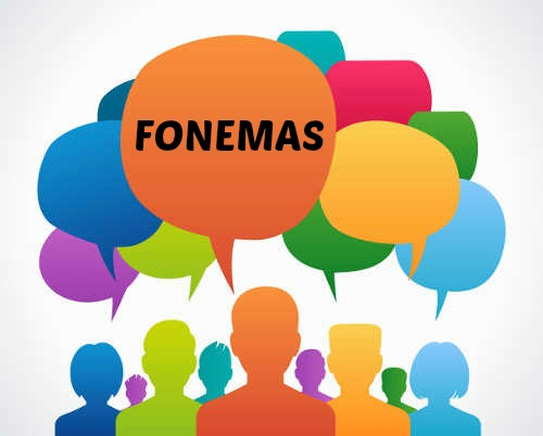 Os fonemas são as menores unidades sonoras das palavras de uma língua