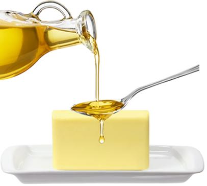 A reação de produção da margarina se baseia na hidrogenação de óleos vegetais