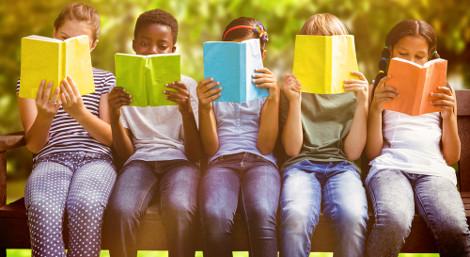 Adquirir o gosto pela leitura ainda quando criança é fundamental para o bom desempenho escolar