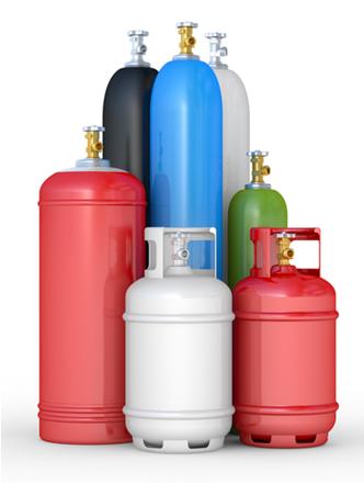 Uma das características dos gases é que eles tendem a ocupar todo o volume do recipiente em que estão contidos