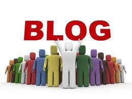 O blog representa também uma forma de comunicação