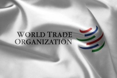 Representação da Organização Mundial do Comércio (World Trade Organization, em inglês)
