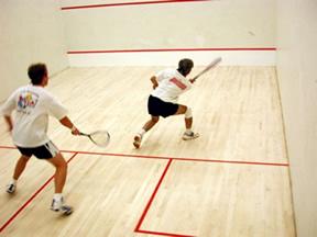 Jogo de Squash