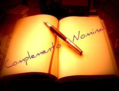 O complemento nominal complementa o sentido de substantivos, adjetivos e advérbios