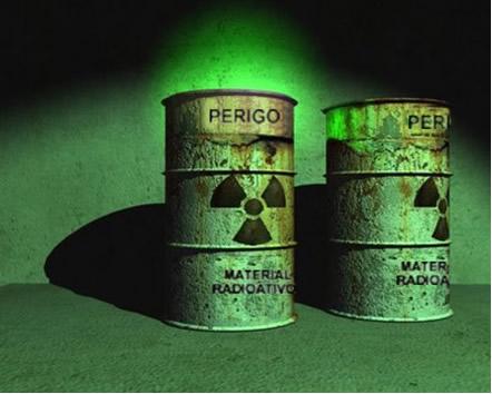 O lixo atômico necessita de cuidados especiais, senão pode gerar um acidente nuclear como o acidente com o césio-137