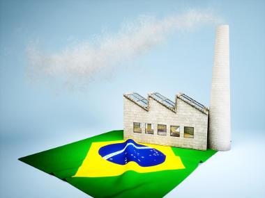 A industrialização concentrada do Brasil no século XX vem dando lugar à desconcentração