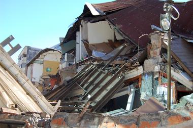 Terremotos no Chile não são novidade. Na imagem, efeitos dos abalos sísmicos de 2010