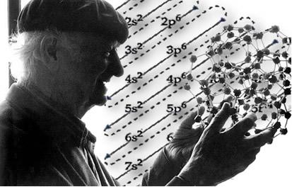 Linus Pauling imaginou um diagrama que simplificaria a tarefa da distribuição eletrônica