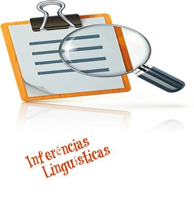 As deduções que fazemos dos sentidos que não se encontram de todo explícitos no texto se caracterizam como as inferências linguísticas