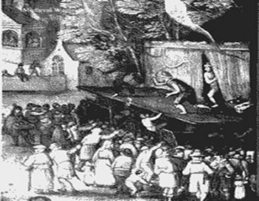 Espetáculo Teatral na Idade Média
